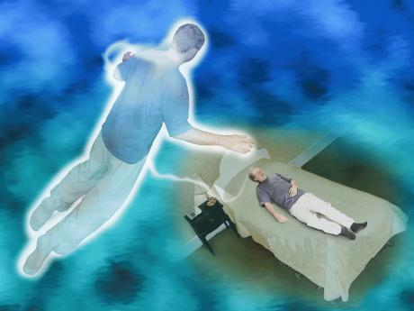 Art of astral projection, predictive dreams                       while asleep, seeing the future
