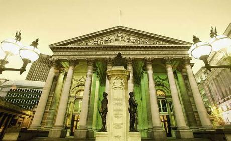 HOME OF THE BIG ONE, THE BANK OF                       ENGLAND BLDG