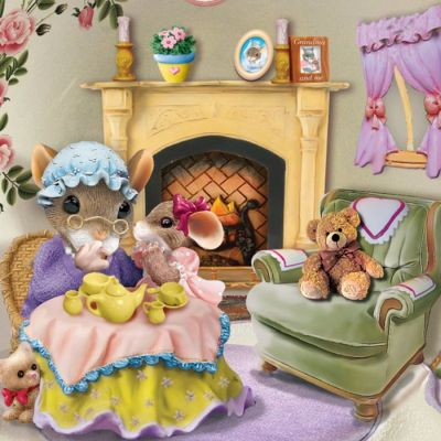 """HIGH TEA ritual cements relationships, opens an                   avenue for generations sharing HISTORY of the family                   which """"grows' the IQ of children !"""