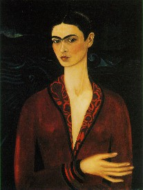 FRIDA                     KAHLO the HIGH PRIESTESS OF ART, BEAUTY AND LOVE