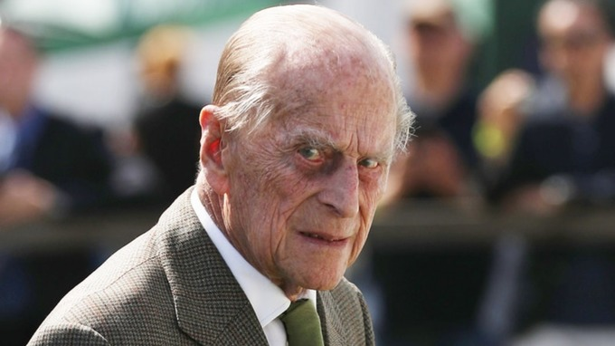 A RABID CONSERVATIVE RACIST PRINCE                           PHILIP, DUKE of ENDING BURGHERS or peasants